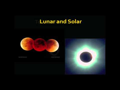 Montgomery College Astronomy Class Student Project: Eclipses