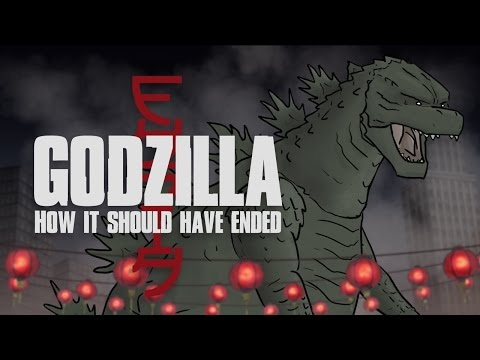 How Godzilla Should Have Ended video