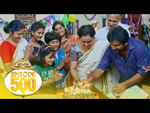 Uppum Mulakum│Flowers│500th Episode👏 thumbnail
