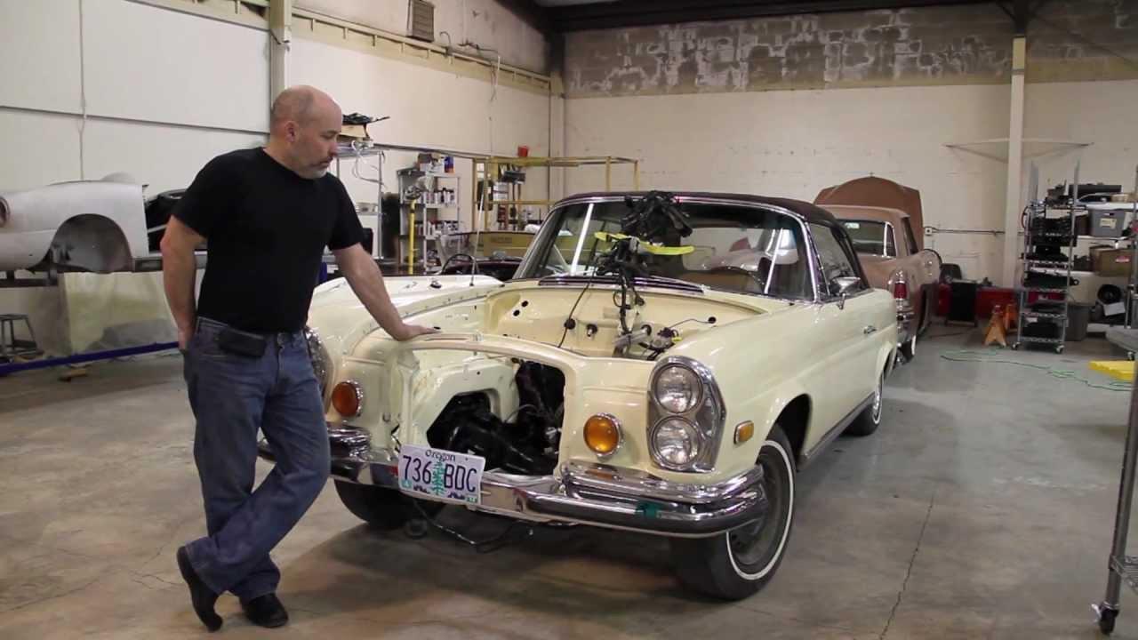 School For Classic Car Restoration