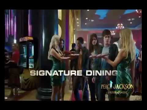Percy Jackson The Lightning Thief Lotus Casino French