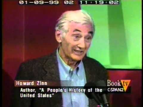 howard zinn s a people history of Free essay: a review of a people's history of the united states a people's history of the united states concentrates on the personal experiences and.