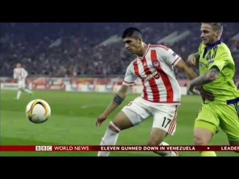 Missing Mexico Football player - BBC World News TV