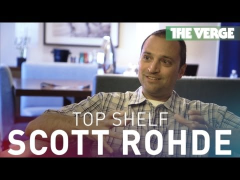 Top Shelf 013: Scott Rohde and the PlayStation 4