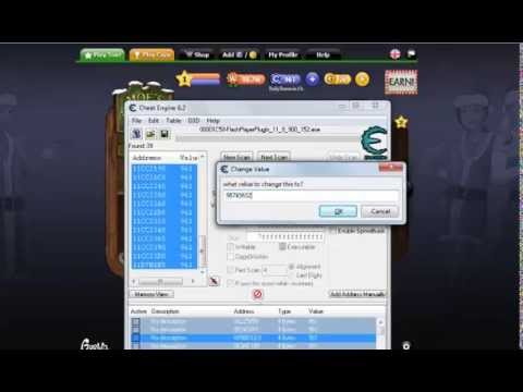 Pool live tour cheat engine hack 2015