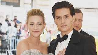 ​Cole Sprouse and Lili Reinhart Make Their Debut as a Couple at the Met Gala!