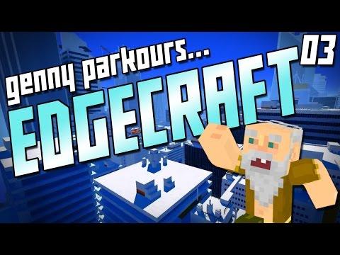 Minecraft Parkour - Edgecraft Ep 03 - Elevator Muzak (FINALE...