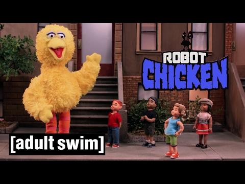 The Best of Sesame Street | Robot Chicken | Adult Swim