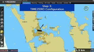 TZ Professional v3.2 PC-Furuno DRS Radar configuration tutorial