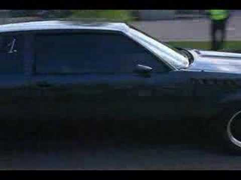 Buick Grand National Racing Video