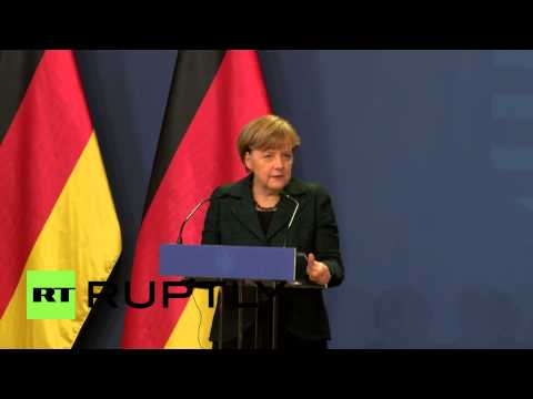 Hungary: 'If Ukraine conflict ends, EU might enter trade zone with Russia' - Merkel
