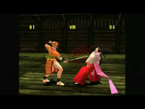 Classic Game Room HD - BUSHIDO BLADE for Playstation 1