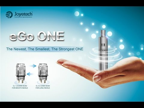 eGo One by Joyetech Review - One eGo to Rule Them All- VapingwithTwisted420