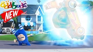 Oddbods Full Episode Compilation | Stop Time - Dancing Robot | The Oddbods Show Full Episodes 2018