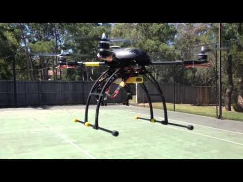 Bumblebee ST550 Aerial UAV Quadcopter Drone