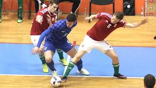 Magyarország - Szlovénia 0-5