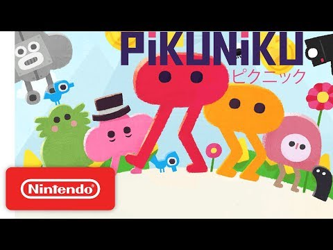 Pikuniku - Launch Trailer - Nintendo Switch