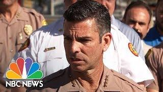 Officials Confirm 1 Student Killed In Pedestrian Bridge Collapse | NBC News