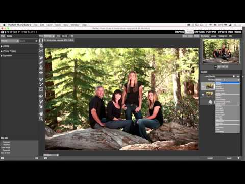 An Introduction to Perfect Photo Suite 9 with Liz LePage