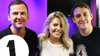 Mollie King plays Innuendo Bingo