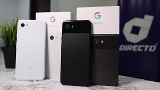 [Hands On] Google Pixel 3A and 3A XL - midrange smartphone with a good compromise!