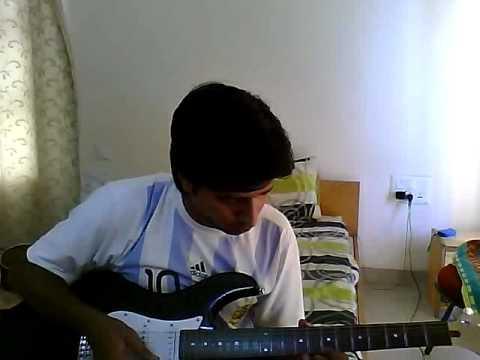 tumko dekha to ye khayal aaya - guitar