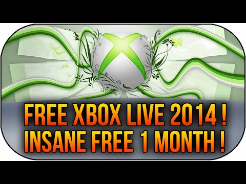 How To Get Free Xbox Live Gold - Very Easy On Dashboard Tutorial ! - Free Xbox Live Gold 2014