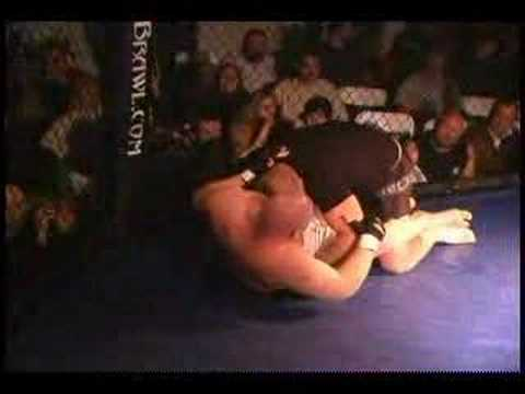 Trent Standing vs Aaron Hitson DesertBrawl Heavyweight Fight
