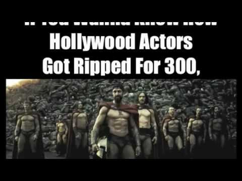 300 Diet - The Fat Loss Secret Of The Actors In 300