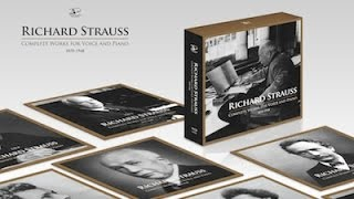 R. Strauss: Complete Works for Voice and Piano - Documentary