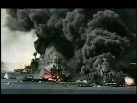 1941 Pearl Harbor Attack Aftermath (HD)