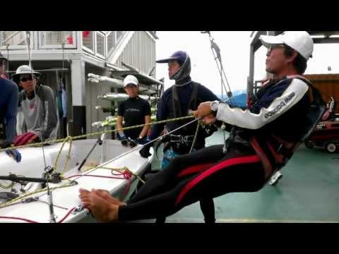 Trapeze Sailing Training