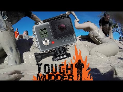 Budget GoPro Tough Mudder 2016 Test | Toughest Obstable Course | DansTube.TV