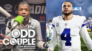 Rob Parker - EVERYTHING Has to be PERFECT For Dak Prescott to Win