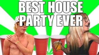 How to throw the best house party ever