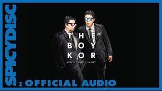 เปิดใจ - theBOYKOR Feat. Groove Riders | (OFFlCIAL AUDIO)