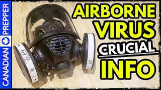 How to Filter Airborne Viruses and Survive! A Complete Guide