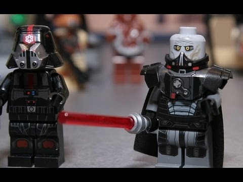 NEW LEGO Star Wars 2012 Summer Sets & Minifigures