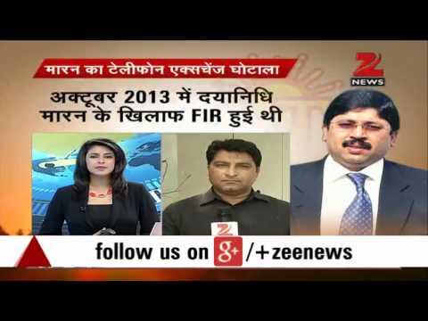 Illegal BSNL lines case: CBI questions former Telecom Minister Dayanidhi Maran