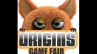 Roll & Move Reviews: Origins 2015 Review