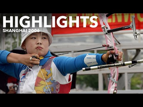 Archery World Cup 2006 - Stage 4 - TV Magazine