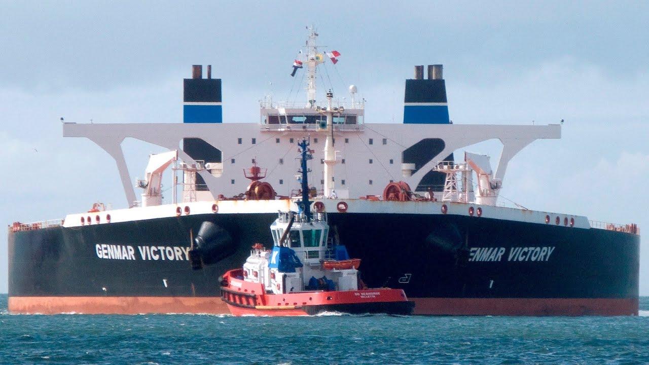 Foto S Tanker Genmar Victory 70 Meter Breed Rotterdam Europoort Youtube