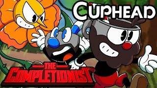 Cuphead Review | ft. Strippin | The Completionist