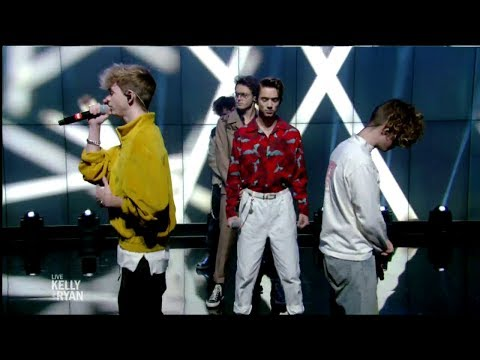 Download Lagu  Why Don't We perform '8 Letters' on Live With Kelly and Ryan Mp3 Free