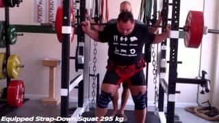 Francis Rousseau - Training 2014-08-25