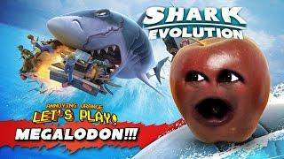 download lagu Midget Apple Plays - Hungry Shark Evolution: Megalodon gratis