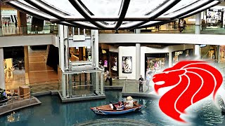 Most Expensive Luxury Shopping Center of Singapore in Asia