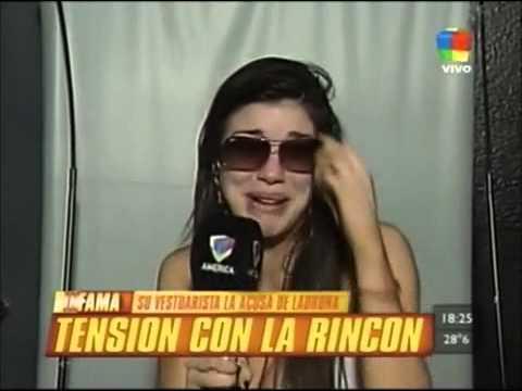 Ver Online El escándalo de Andrea Rincón en Infama ()