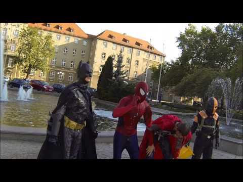 Szczecińska Liga Superbohaterów #ALS Ice Bucket Challange