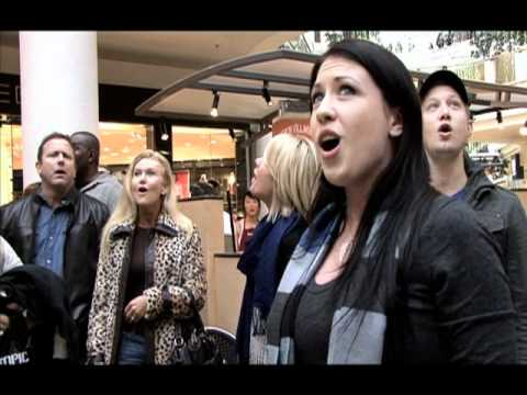 Christmas Flash Mob | Journey of Faith